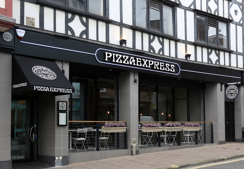 Pizza Express Facing Talks Over 1bn Debts Express Star
