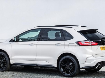 Latest Ford Edge SUV gets new diesel engine and driver assistance systems