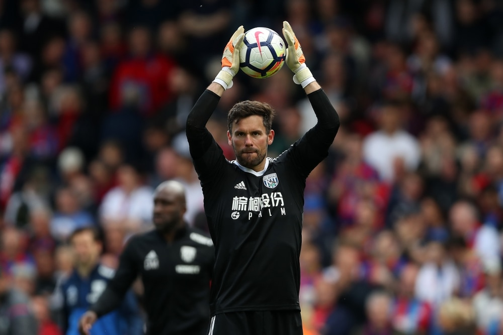 Ben Foster joins Watford from West Brom on two-year deal