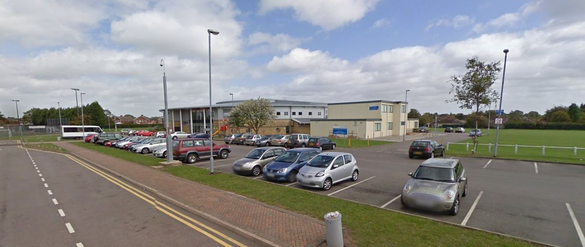 A Google Street View image the health centre next to Burntwood Leisure Centre