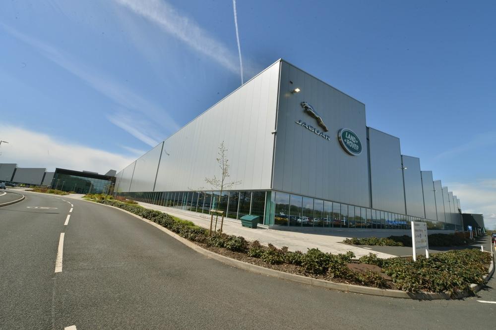 Developer Unveils Plans For 163 40m Jaguar Land Rover Storage