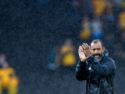 Nuno satisfied with Wolves' start to the Premier League