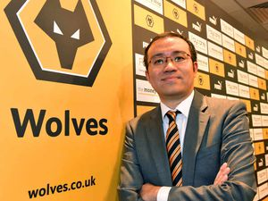 WATCH: Let's make Wolves a 'world class' club, says Jeff Shi
