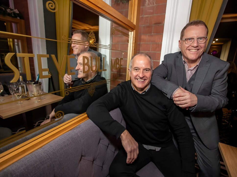 Steve Bull MBE become first Grand Theatre ambassador