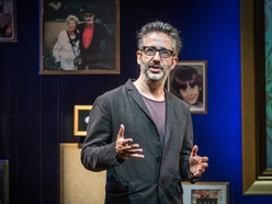 David Baddiel, Dudley Town Hall - review