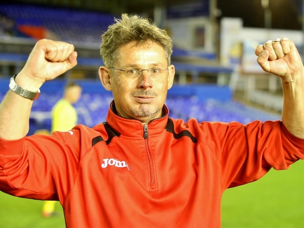 Gary Hackett thrilled with Stourbridge cup victory