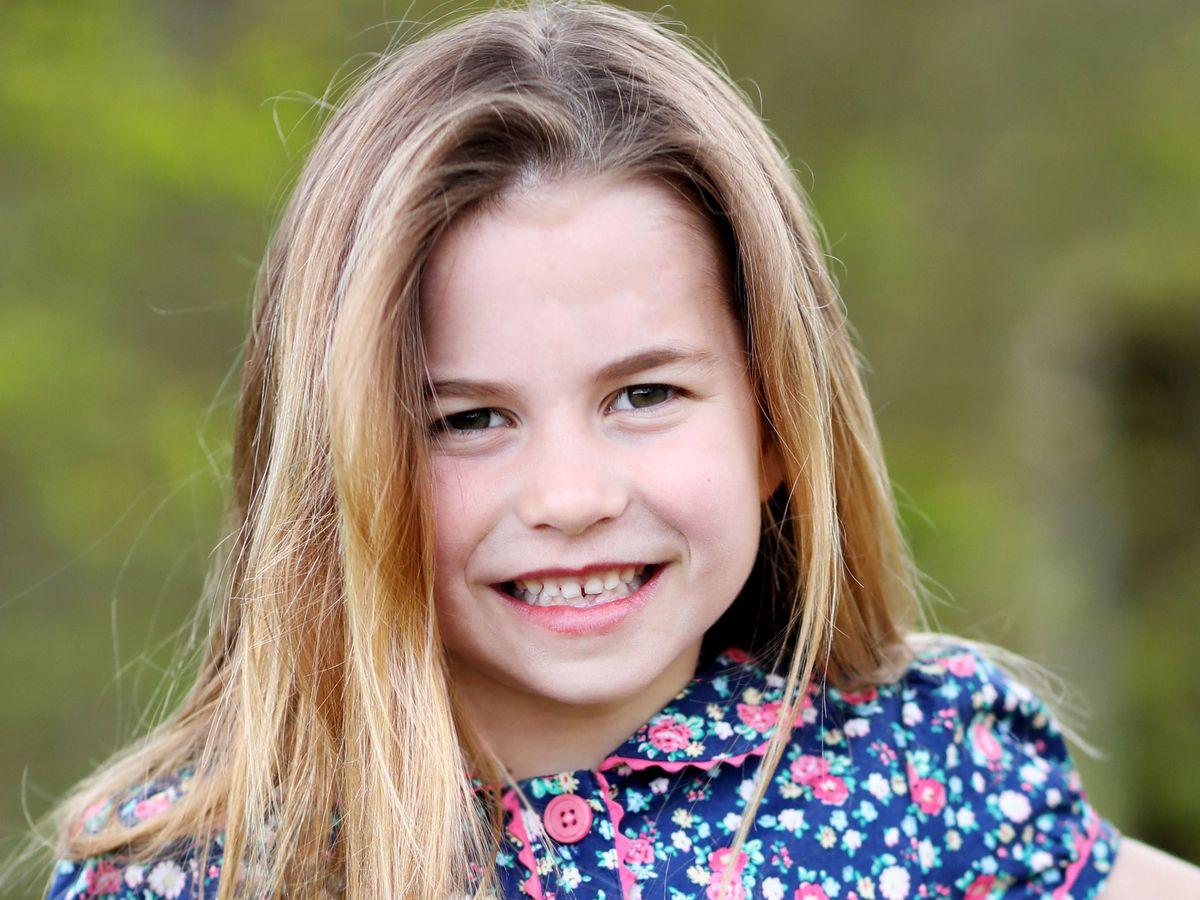 Princess Charlotte 6th birthday