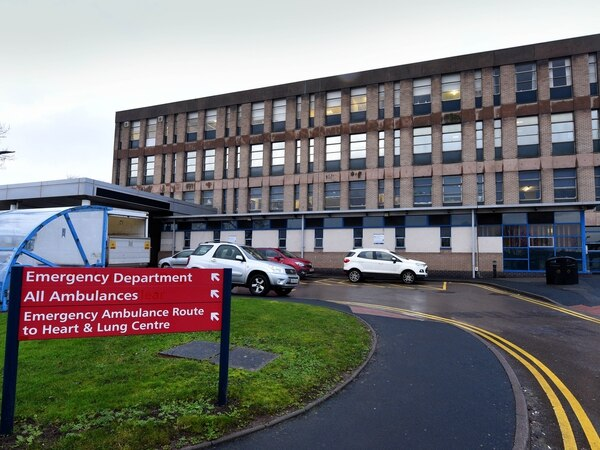 New Cross Hospital spends £10m on agency staff in one year