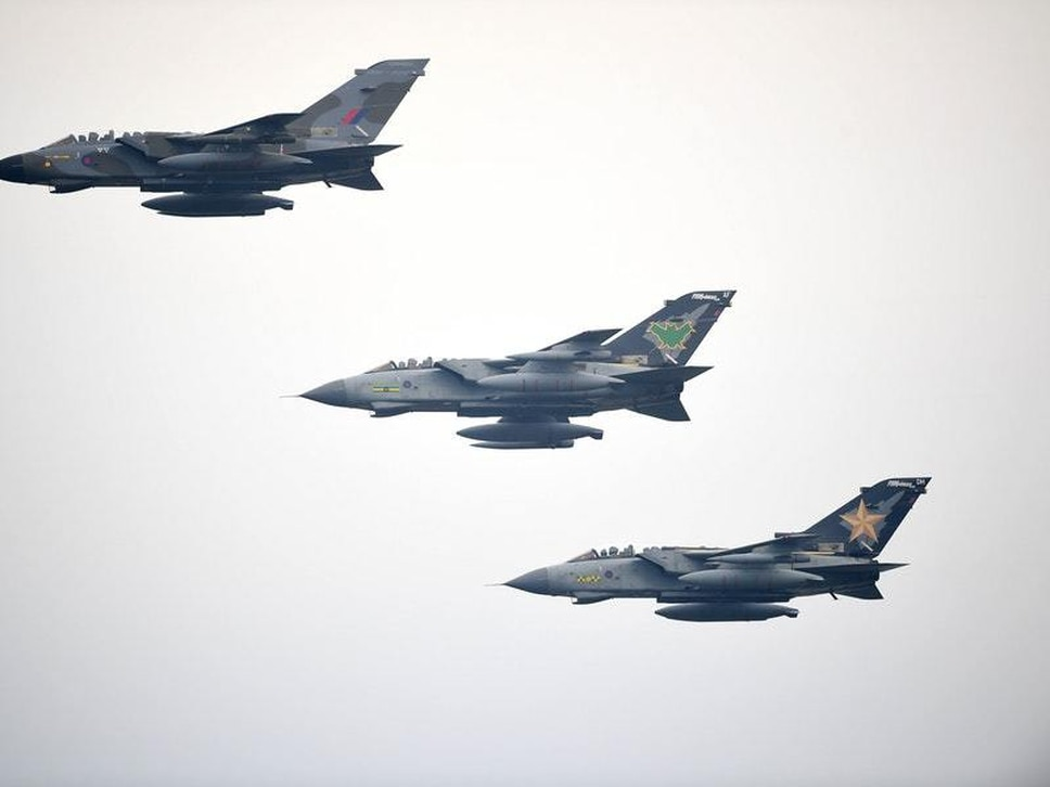 How to see RAF Tornado jets' finale flypast over Cosford today