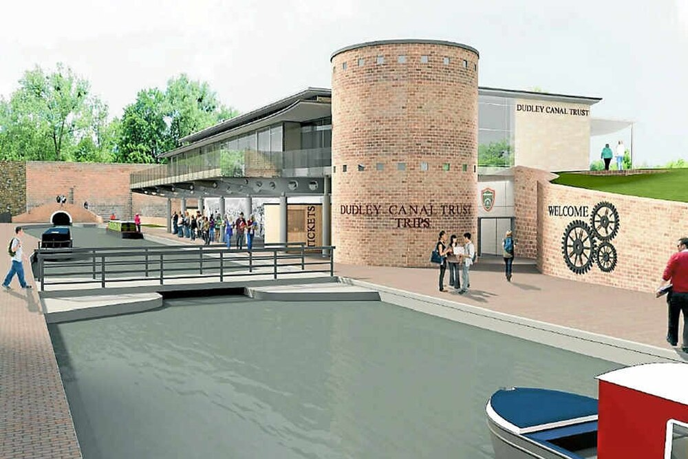 3m heritage centre at Dudley canal is approved | Express & Star