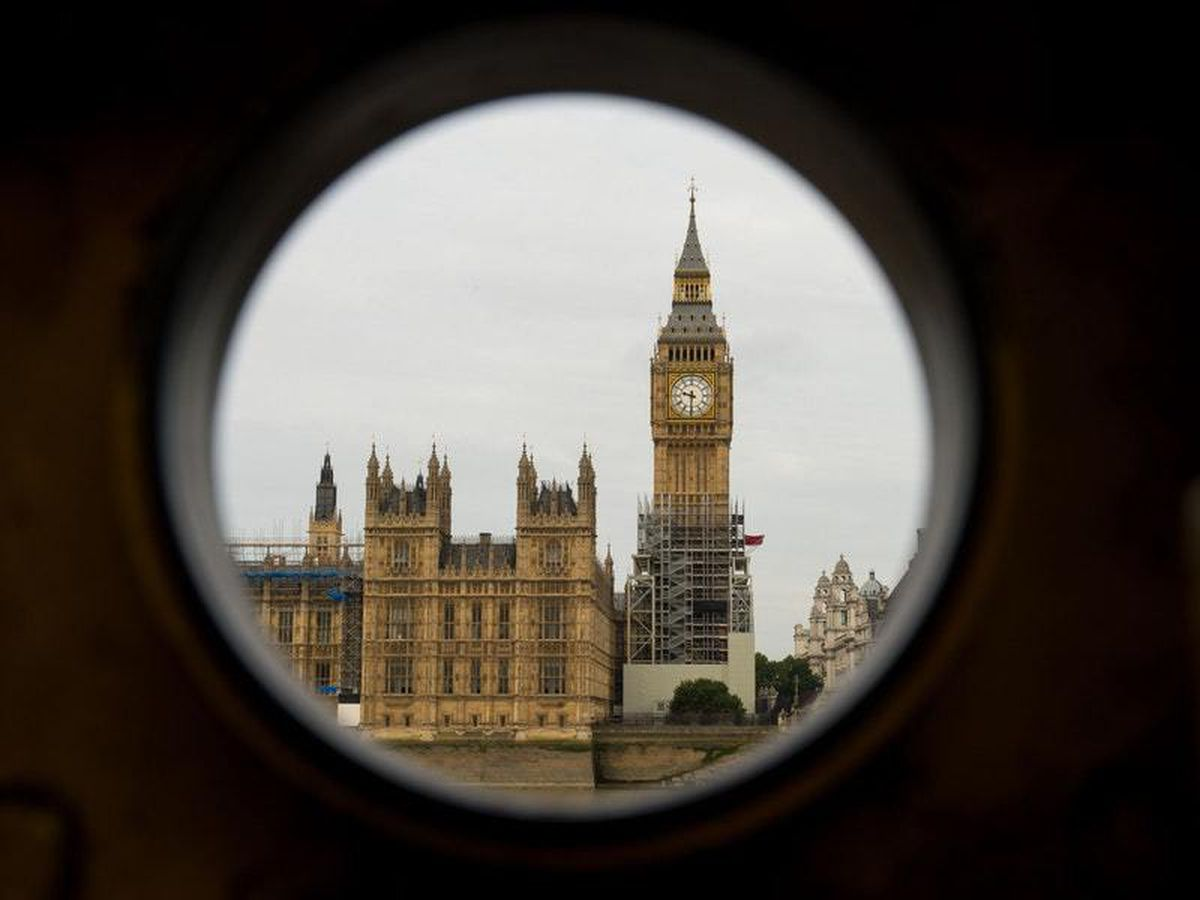 The Houses of Parliament (Dominic Lipinski/PA)