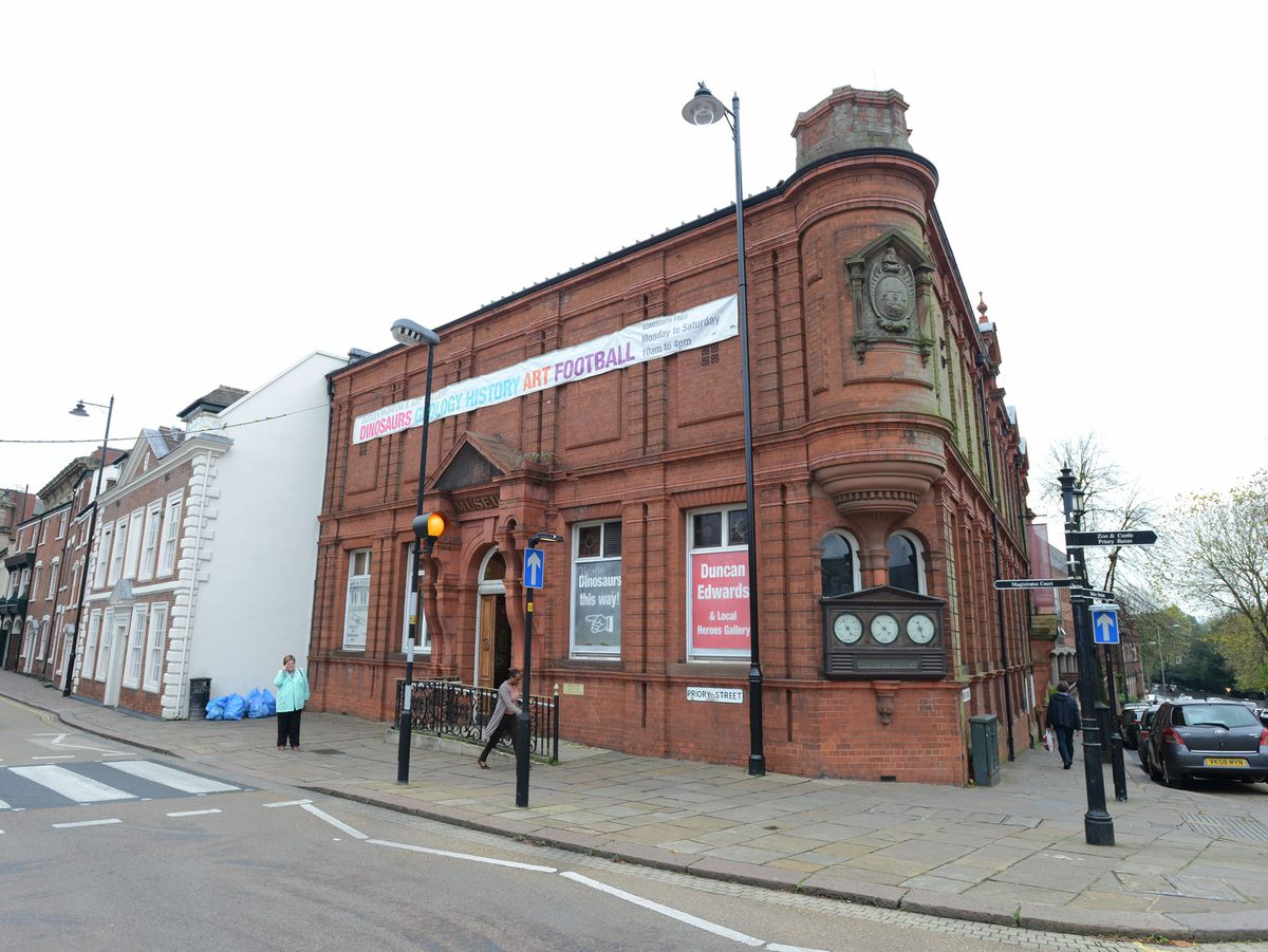 The former Dudley Museum and Art Gallery could become a cocktail bar