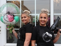 College pals team up for new hair and beauty salon