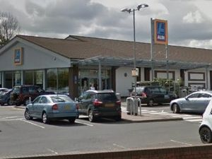 The Aldi on Goldthorn Hill is set to extend