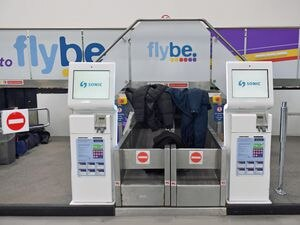 Flybe terminal