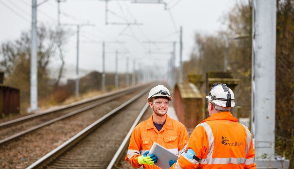 Carillion on track for £300m boost with Network Rail contracts