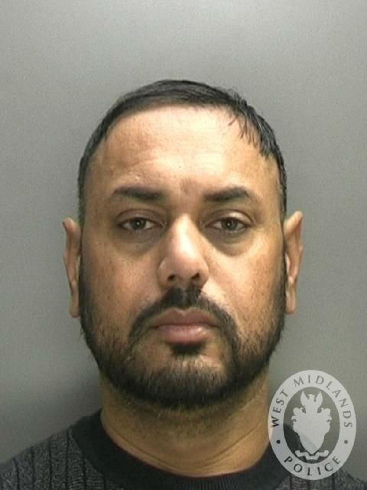Gurpreet Singh. Pic: West Midlands Police