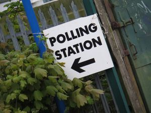 There will be some extra rules to follow at the polling stations this year