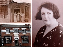 Where it all started for legendary Black Country landlady Ma Pardoe