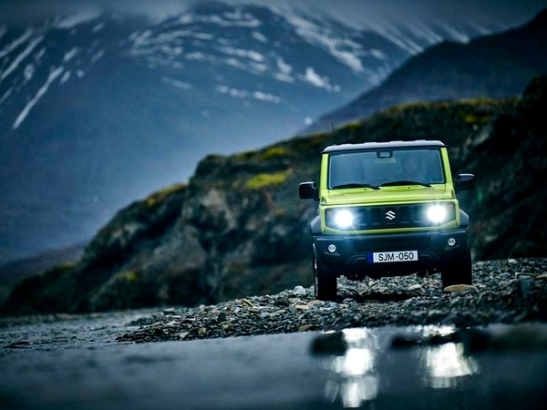 First Drive: Suzuki's Jimny comes back with a bang