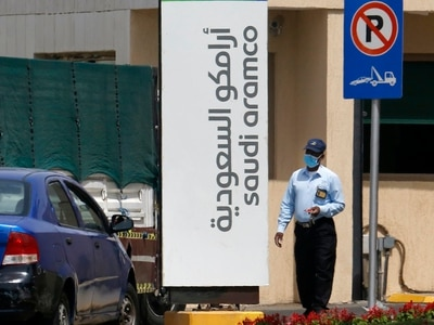 Saudi Aramco half-year profits plunge 50% from virus impact