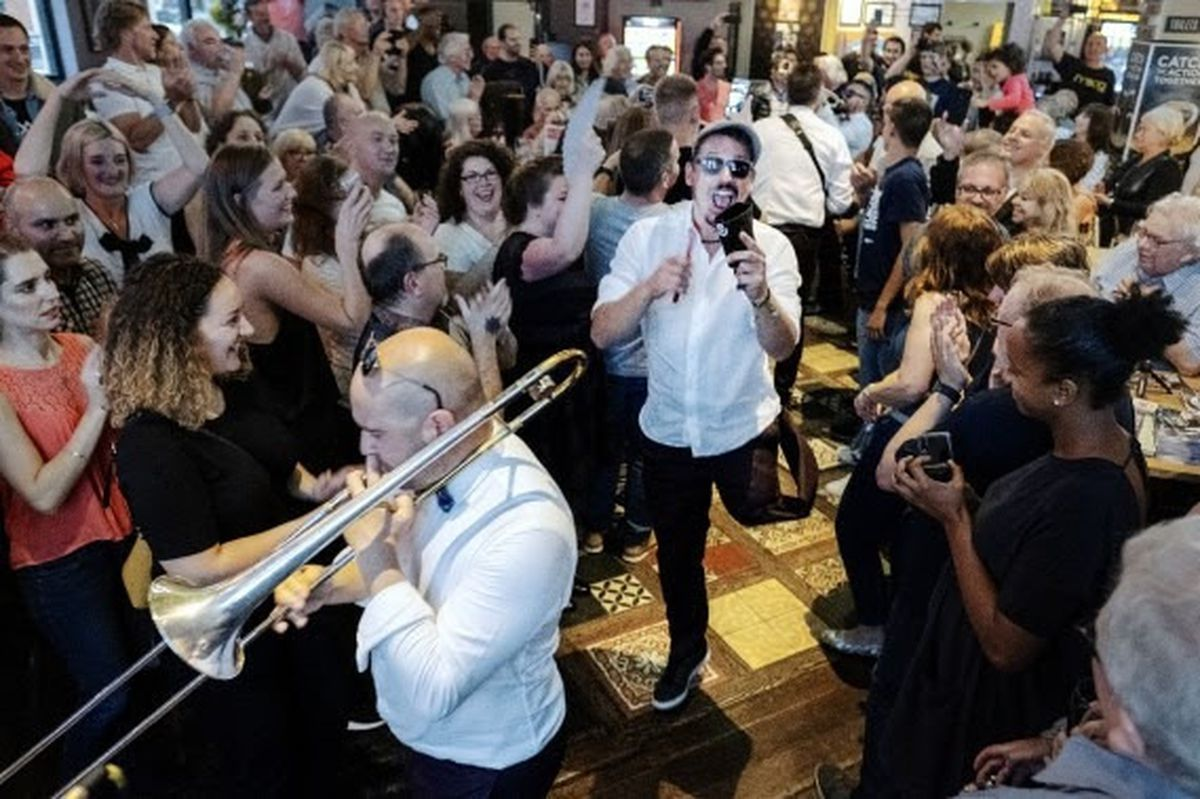 More than 100 acts expected to be performing at this year's Birmingham and Sandwell Jazz Festival
