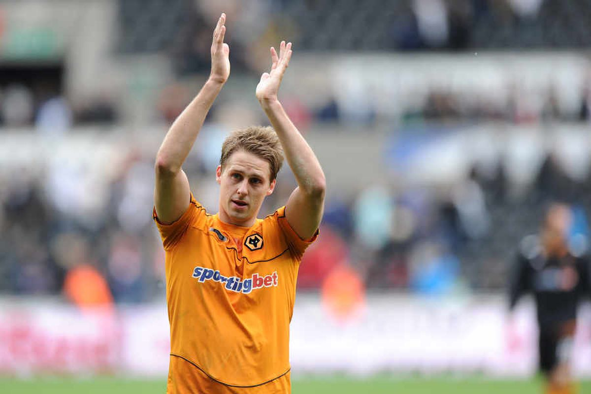 Wolves came from 4-1 down to draw at Swansea in their doomed relegation season