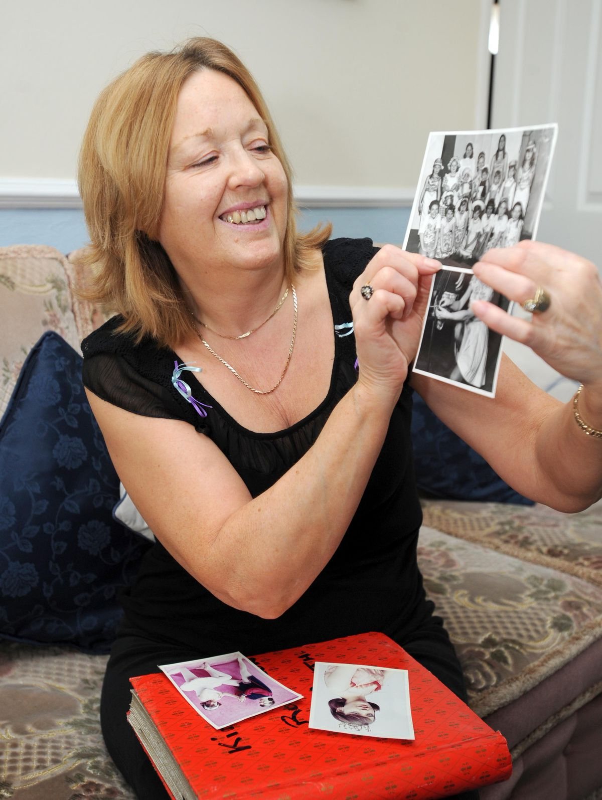 Denise takes a look at old photos