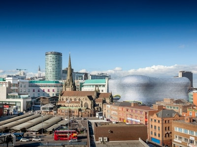 Economic worries facing West Midlands as Brexit looms