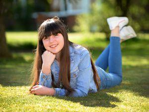 Sophie Bullock, 12, from Aldridge