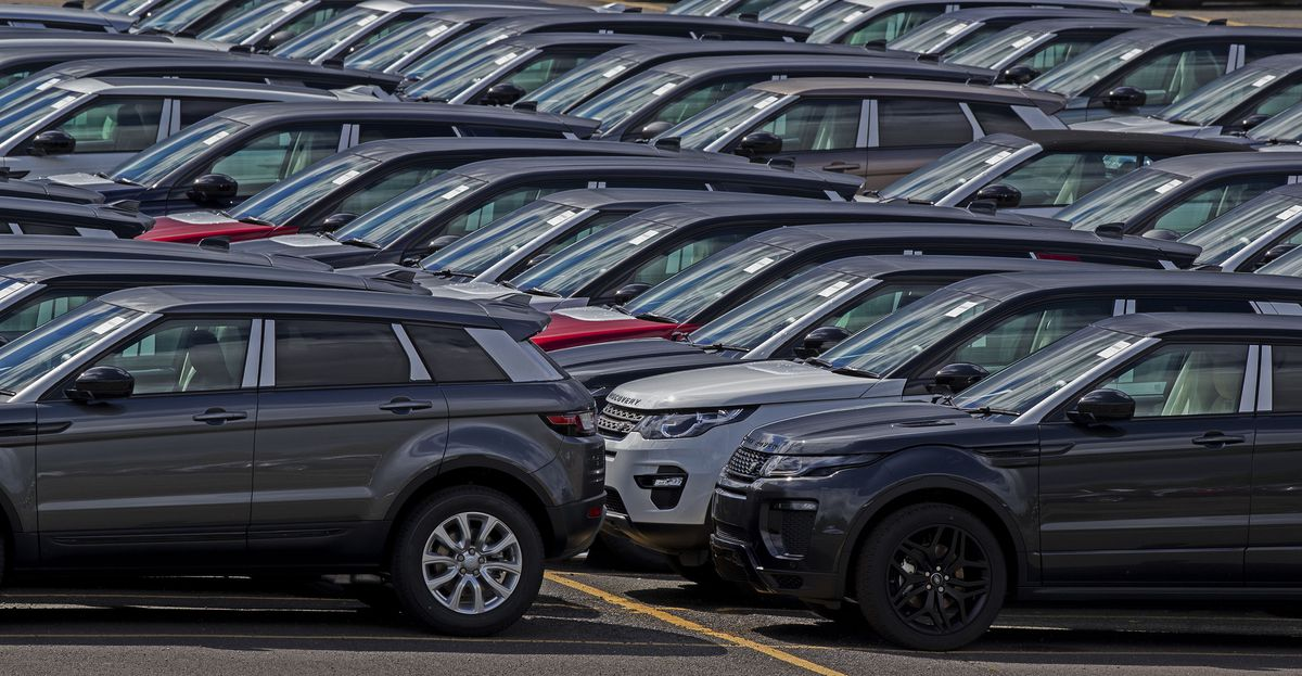Car manufacturers are struggling across the UK