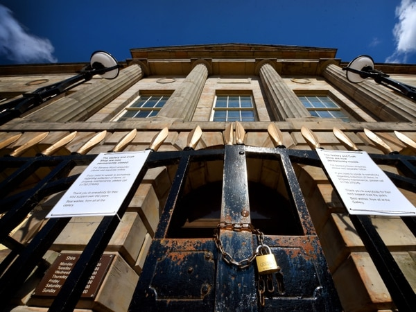 Consortium wants to turn Shire Hall into arts hub and museum