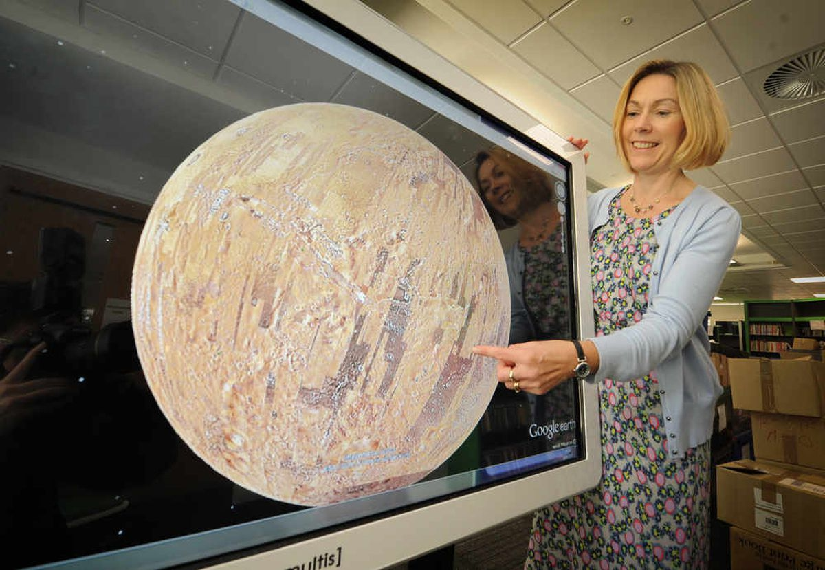 Out of this world: Sue Ball takes a look at the digital table