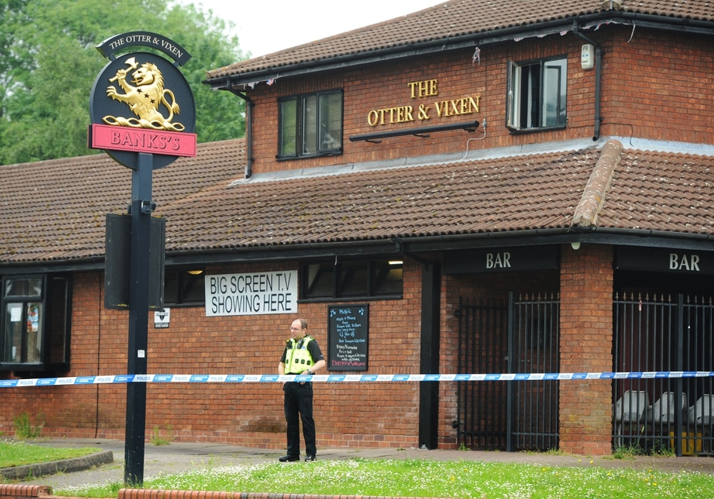 Wolverhampton Stabbing Two Teenagers Deny Attack Near Otter