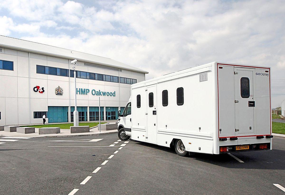 Oakwood Prison, where a coronavirus case has been confirmed