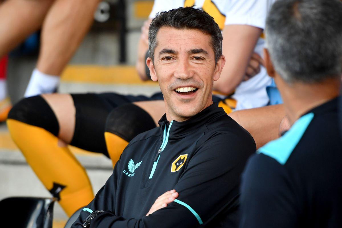Wolverhampton Wanderers' manager Bruno Lage (Getty)