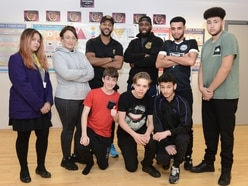 The team empowering Wolverhampton's youth through martial arts and chat