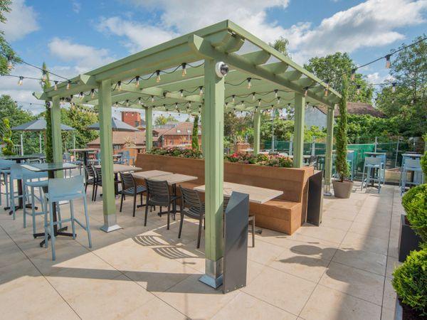 Wetherspoon beer gardens opening