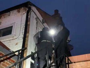 NCA Birmingham arrest