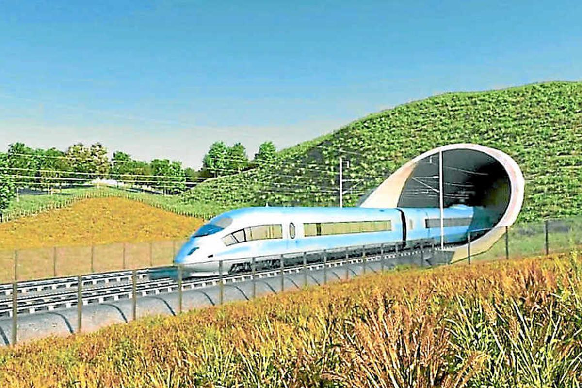 Campaigners shrug off HS2 defeat as 'blip'