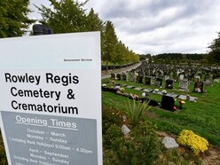 Tears as Rowley Regis Cemetery and Crematorium given go-ahead