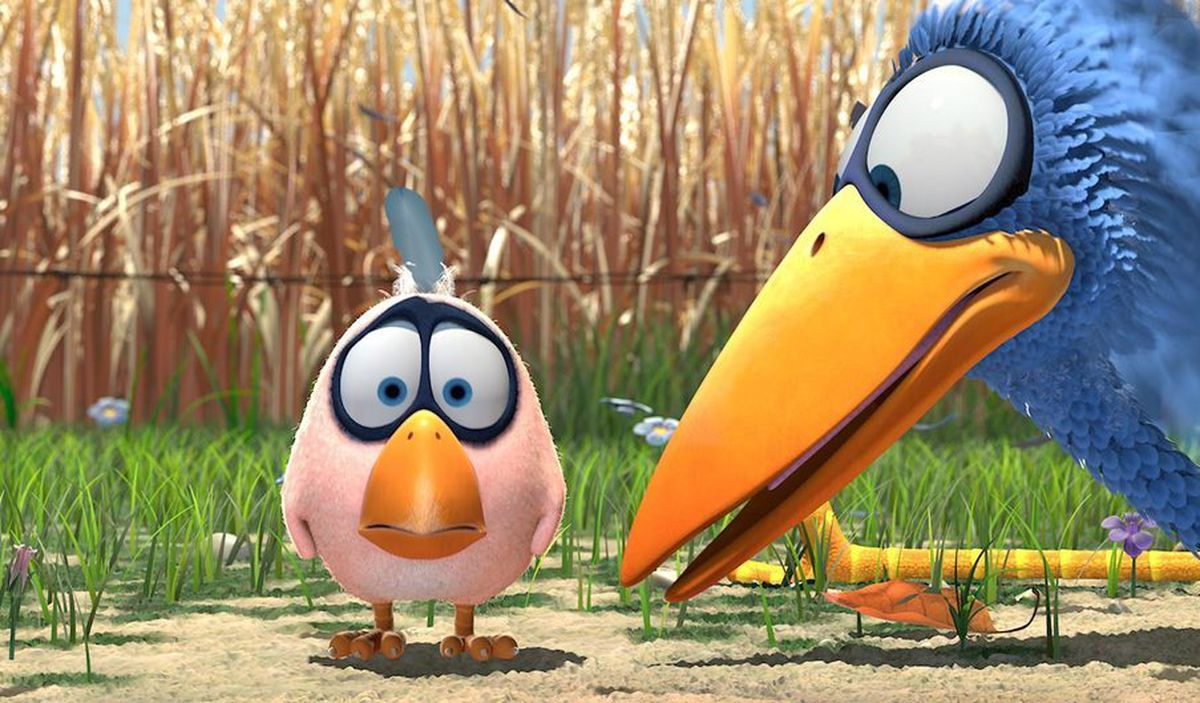 Pixar's For the Birds is one of the top movies found on Disney+