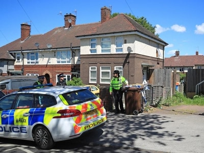 Pair charged over incident at Sheffield house