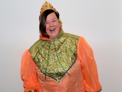 Reality star White Dee joins hospice panto cast