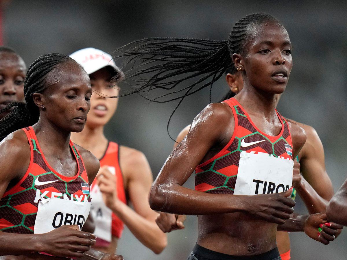 Kenya Tirop