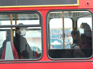 Masks will not be legally mandatory on public transport from July 19 - but operators can choose to turn people away