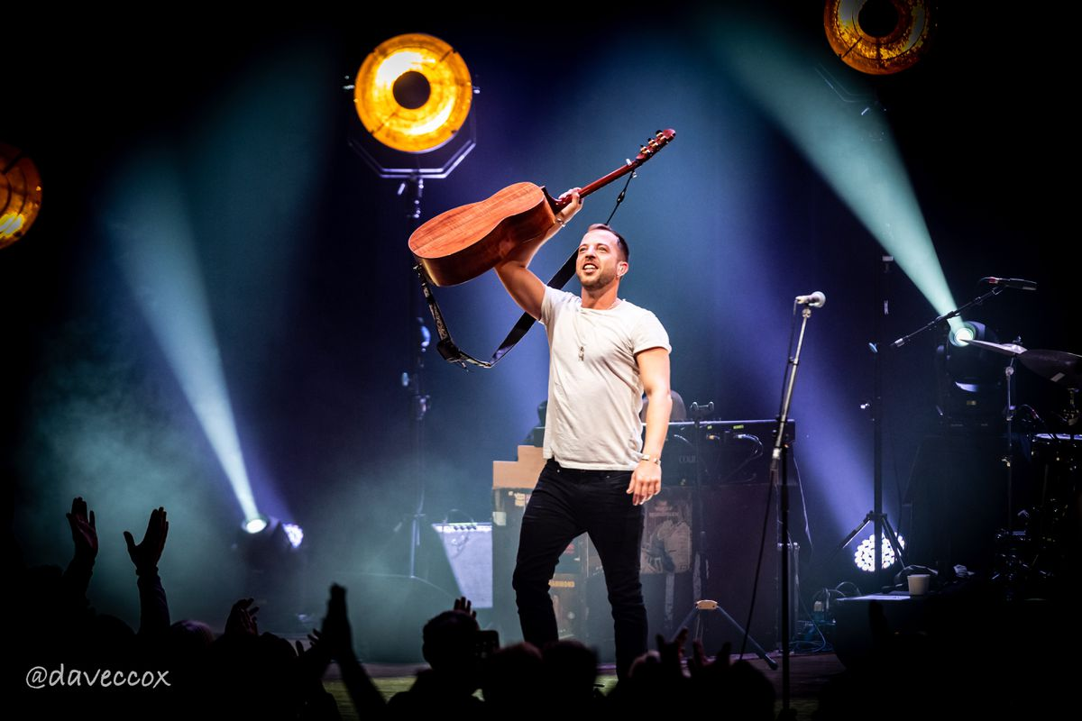 James Morrison at Birmingham Symphony Hall. Pictures by: Dave Cox