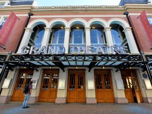 Wolverhampton's famous Grand Theatre is one of the venues at the heart of the city's bid
