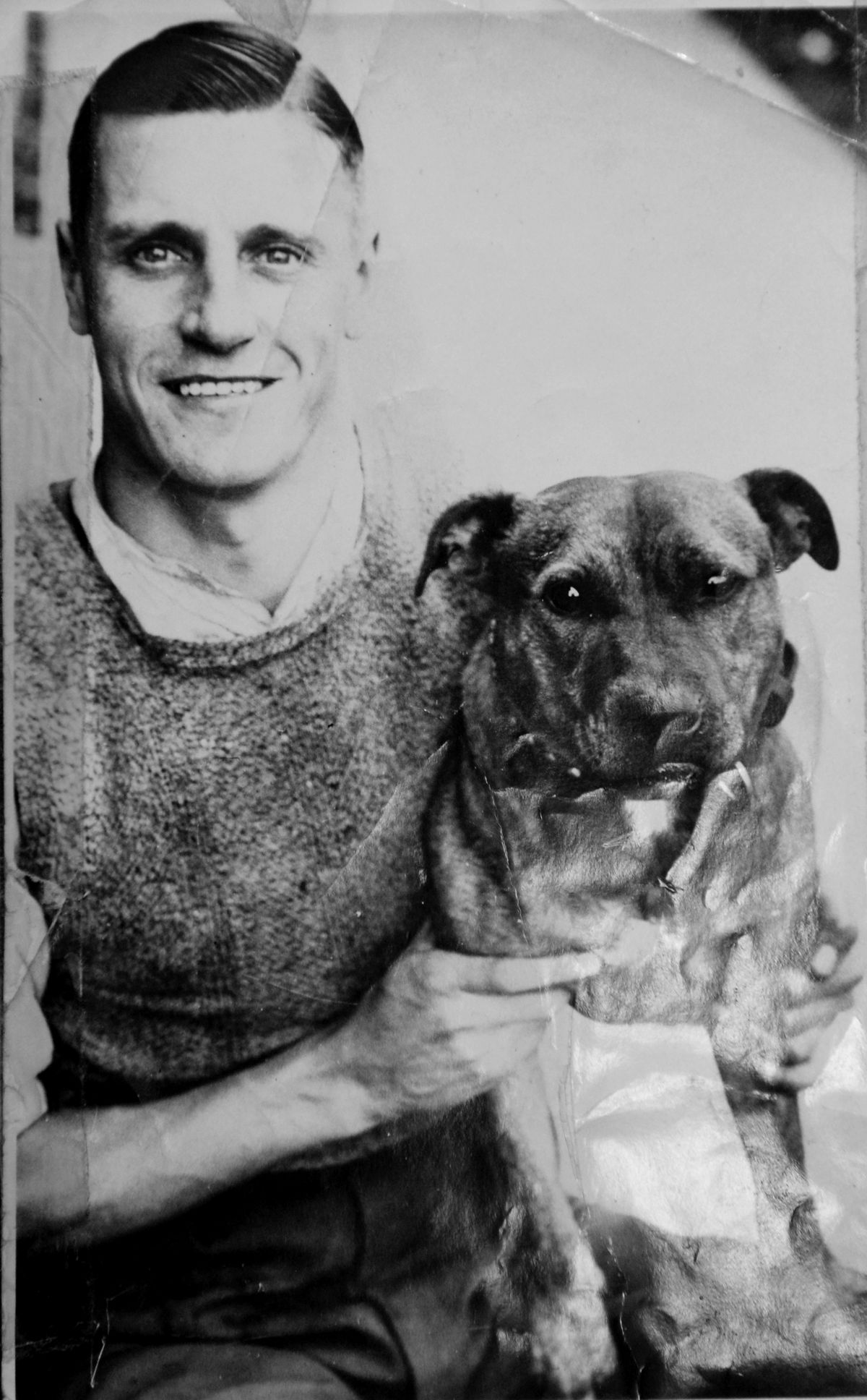 Tom Grosvenor was born in Netherton