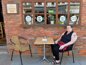 Lindy Lou's cafe owner Esme Stackhouse